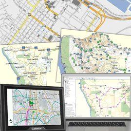 GPS Karten